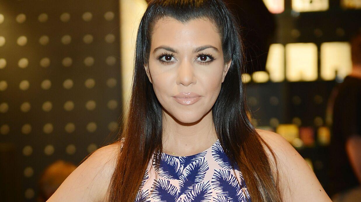 Kourtney Kardashian a viré toutes les affaires de Scott Disick de leur maison