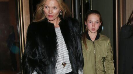 Kate Moss arrête de poser nue pour ne plus choquer sa fille de 12 ans