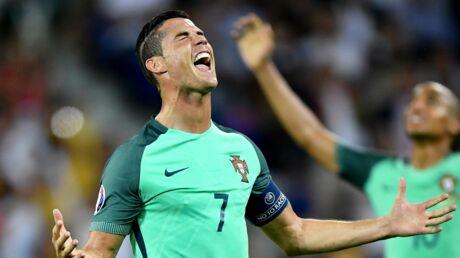 Euro 2016: l'hôtesse qui avait tapé dans l'oeil de Cristiano Ronaldo sera là pour la finale