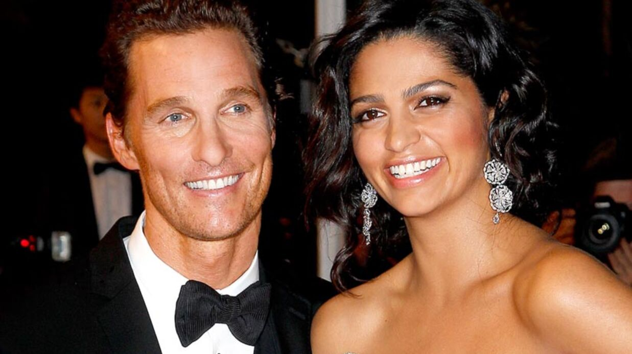 Matthew McConaughey a épousé Camila Alves