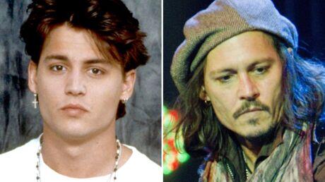 DIAPO Les multiples changements de looks de Johnny Depp