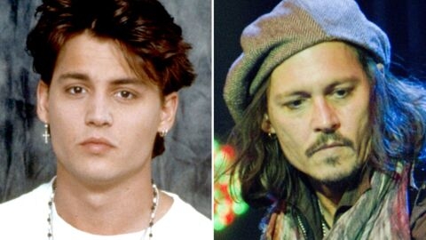DIAPO Les multiples changements de looks de Johnny Depp