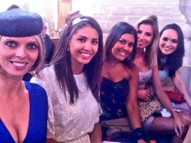 Rachel Trapani s'est mariée entourée de ses copines Miss