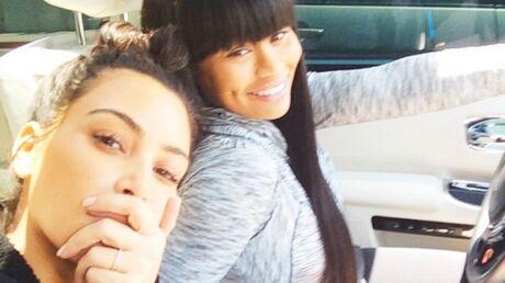 PHOTO Kim Kardashian: son selfie au naturel, mais avec une belle bague au doigt!