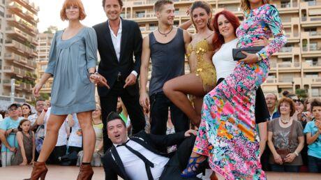 PHOTOS L'équipe de Danse avec les stars s'éclate à Monaco