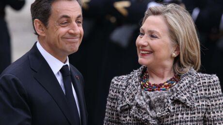 Selon Hillary Clinton, Nicolas Sarkozy adorait les potins et critiquer ses homologues