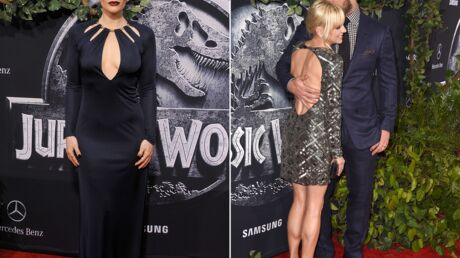 PHOTOS Bryce Dallas Howard sensuelle, Chris Pratt et Anna Faris amoureux pour Jurassic World