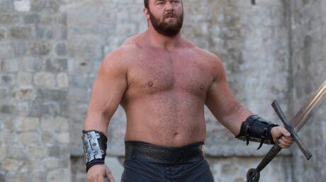PHOTOS Game of Thrones: voici à quoi ressemblait La Montagne avant d'avoir tous ses muscles…