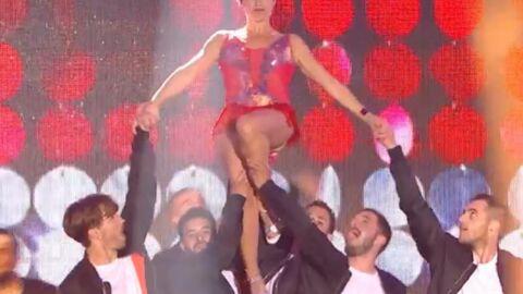 VIDEO Alessandra Sublet ouvre l'Euro 2016 avec une danse sexy et enflammée