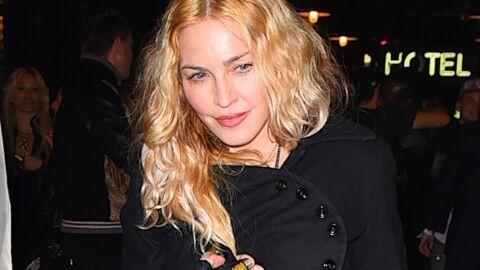 PHOTOS Madonna très intimidée par sa rencontre avec Barack Obama!