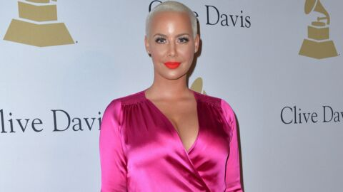 PHOTO Amber rose publie une photo choc et se fait censurer par Instagram