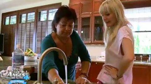 Les Anges de la téléréalité 4: la tension monte entre Amélie et Marie