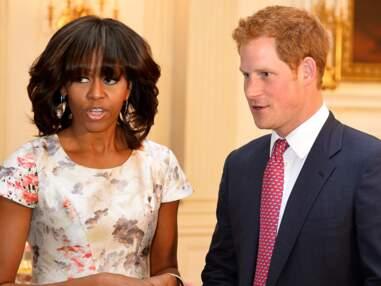 Le prince Harry en visite officielle aux Etats-Unis