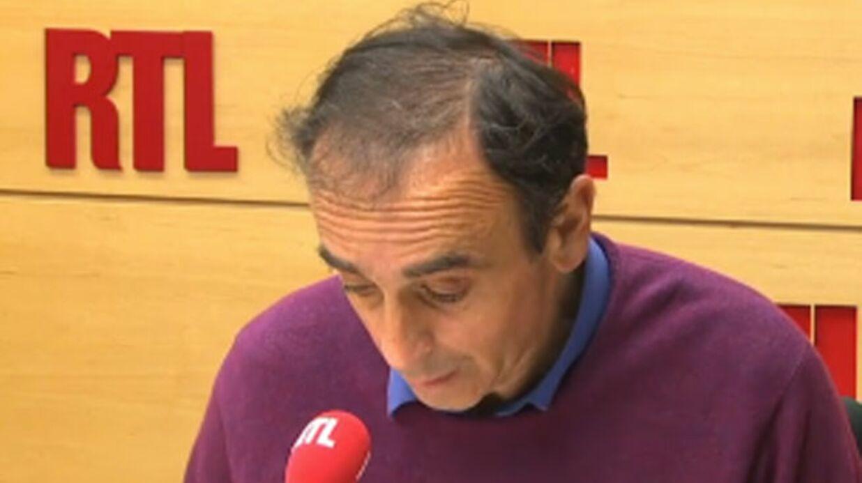 Les propos d'Eric Zemmour sur RTL ont fait réagir les associations antiracistes