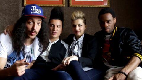 Eurovision: Quand Amandine Bourgeois donne des conseils au groupe Twin Twin