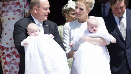 DIAPO Charlène et Albert de Monaco: le baptême de leurs jumeaux, une grande fête