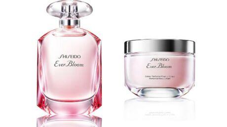 Ever Bloom, un parfum de printemps par Shiseido