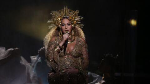 PHOTOS Beyoncé pose en tenue de soirée: un look de grossesse au top