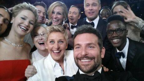 Ellen DeGeneres: son record de retweets battu par… un fondu de nuggets
