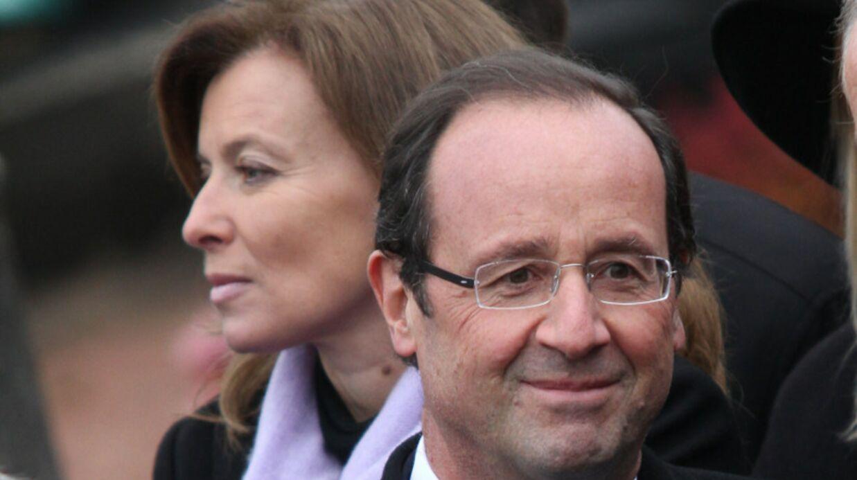 Valérie Trierweiler ne démissionnera pas de Paris Match