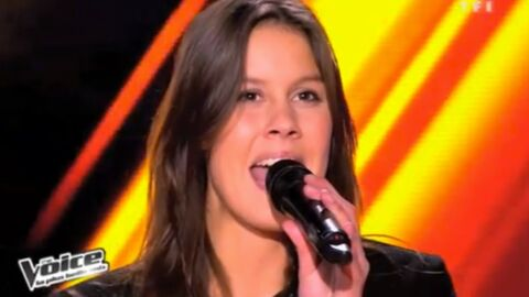 The Voice: la fille de Michel Leeb se qualifie
