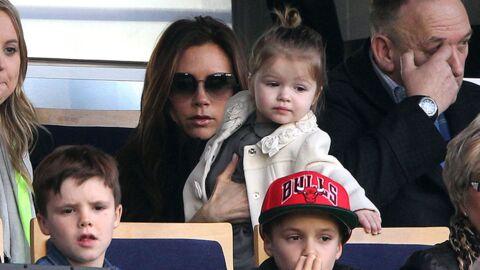 PHOTOS Tous les Beckham dans les gradins pour supporter David
