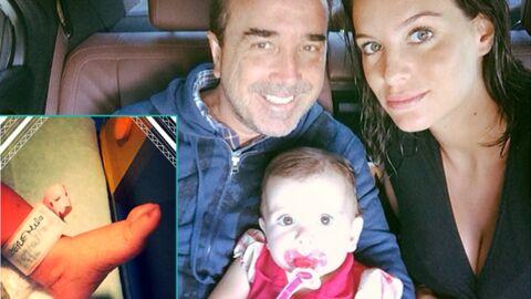 Jade Lagardère a donné naissance à Mila, sa deuxième fille