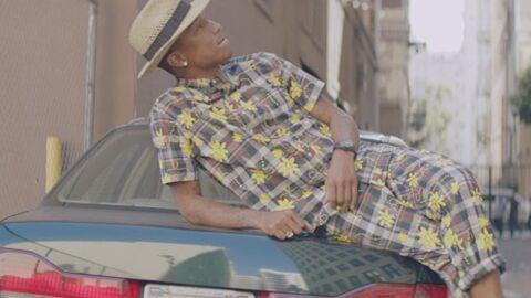 Pharrell Williams nommé parrain de la journée mondiale du bonheur