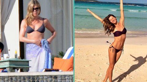 Jennifer Aniston aimerait avoir le corps de Gisele Bündchen