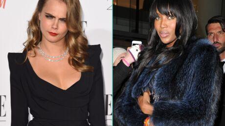 Cara Delevingne et Naomi Campbell se sont bagarrées dans un club parisien