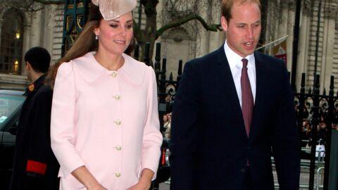 PHOTOS Kate Middleton rayonnante à un mois de l'accouchement