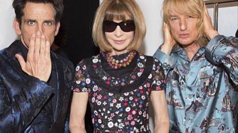 PHOTOS Ben Stiller et Owen Wilson s'incrustent à la fashion week parisienne