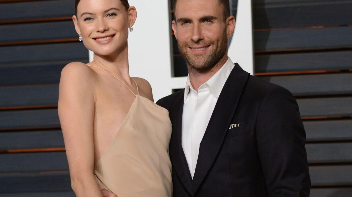 Adam Levine: sa femme Behati Prinsloo est enceinte