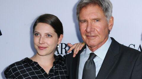 En larmes, Harrison Ford révèle que sa fille de 26 ans est épileptique