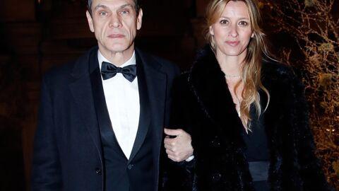 PHOTOS Marc Lavoine: son épouse Sarah en décolleté incendiaire à l'Opéra
