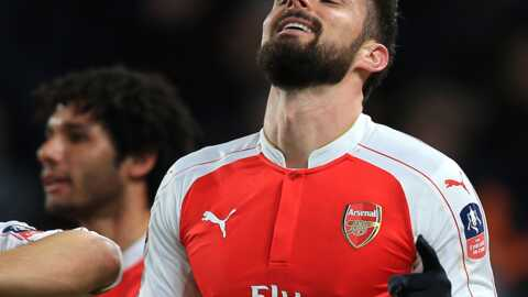 Olivier Giroud Photos BISHO