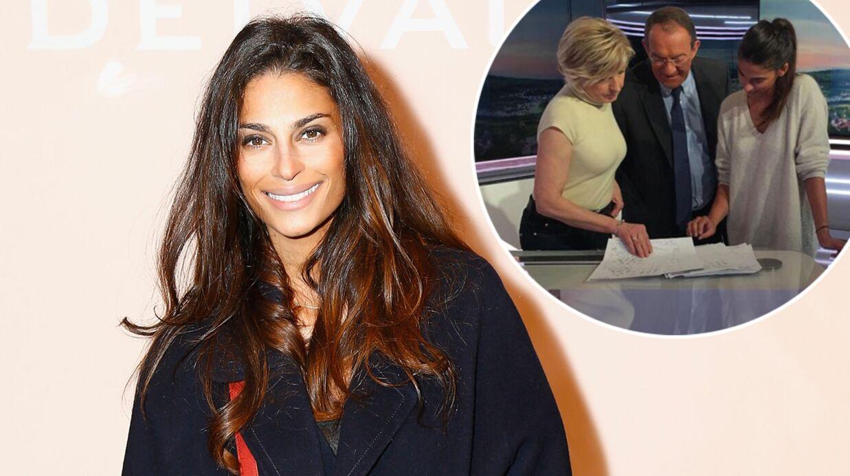 Tatiana Silva: la nouvelle miss météo de TF1 raconte comment Evelyne Dhéliat l'a accueillie