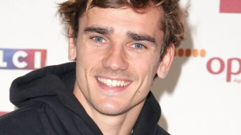PHOTO Antoine Griezmann dévoile une photo de sa fille Mia