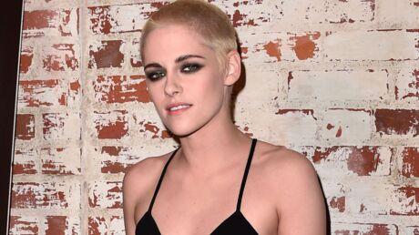 Kristen Stewart explique pourquoi elle s'est rasée la tête