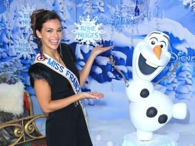 Marine Lorphelin plus sexy que Cendrillon à Disneyland Paris