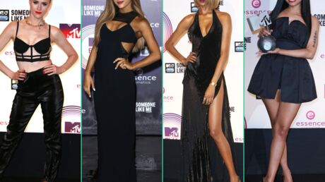 PHOTOS Les tenues les plus sexy des MTV EMA 2014