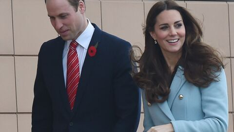 PHOTOS Kate Middleton a fièrement affiché son baby bump tout le week-end