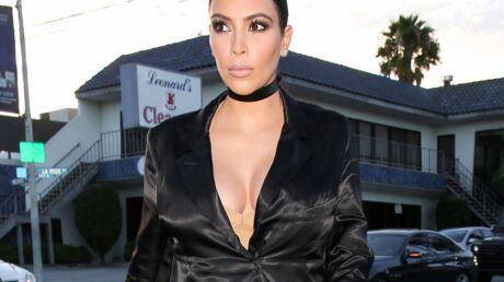 Kim Kardashian a pris l'avion jusqu'à Paris juste pour une part de cheesecake