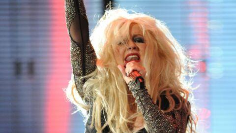 Christina Aguilera méconnaissable