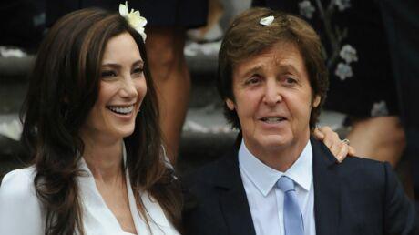 DIAPO Paul McCartney: tous les détails de son mariage