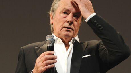 Alain Delon approuve la montée du FN et se fait tacler par son fils