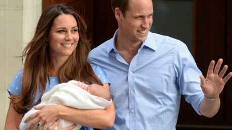 Kate Middleton: tous les détails du baptême de Baby George