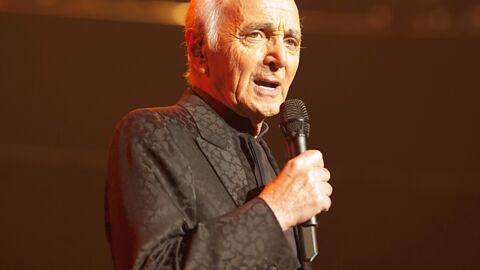 Hospitalisé, Charles Aznavour est contraint d'annuler un concert