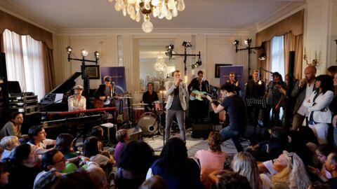On a testé… Bénabar et Camélia Jordana en concert d'appartement