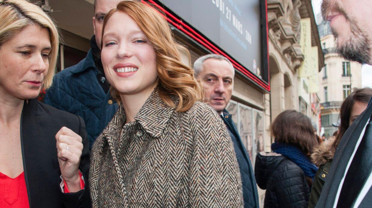 Léa Seydoux jouera dans le prochain James Bond